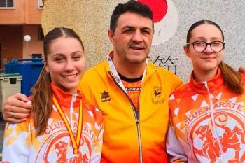 El Club Karate Tomás Herrero Torrejón de Ardoz logra 14 medallas en los dos últimos torneos