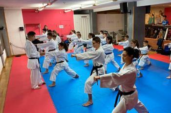 El sanfernandino es considerado una de las mayores promesas del karate nacional