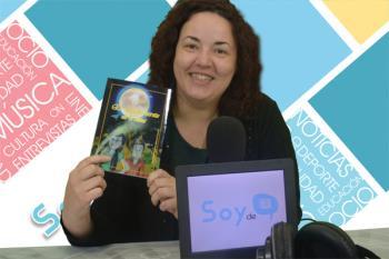 La autora mostoleña, acostumbrada a la poesía, se lanza a la narrativa con una historia de misterio para público juvenil