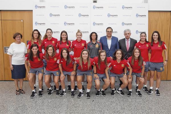 El mejor fútbol sala femenino se juega en Leganés