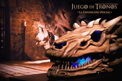 Lee toda la noticia 'El mundo de los 'Siete Reinos' visita Madrid'
