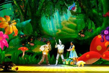 El Maravilloso mundo de la fantasía se podrá disfrutar este domingo