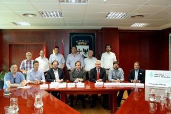 Los municipios de la zona norte, unidos en la Plataforma por la Movilidad, quieren trasladar su reivindicación al nuevo gobierno de España