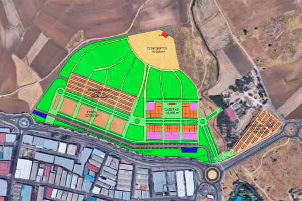 """Javier Ayala ha anunciado los presupuestos para 2019 y la parte destinada al nuevo recinto ferial de """"La Pollina"""""""
