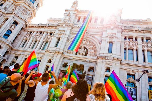 En el marco del Día del Orgullo LGTB, 28 ciudades desfilarán durante el mes de junio