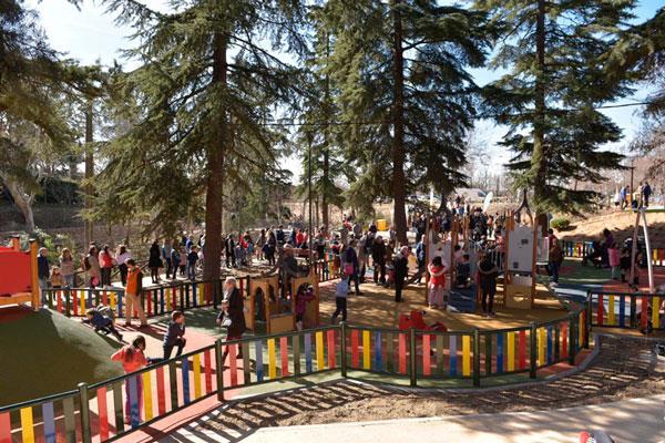 El parque del Caño ya está remodelado