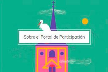 Un espacio virtual que pretende fomentar e informar sobre la actividad participativa de la ciudad