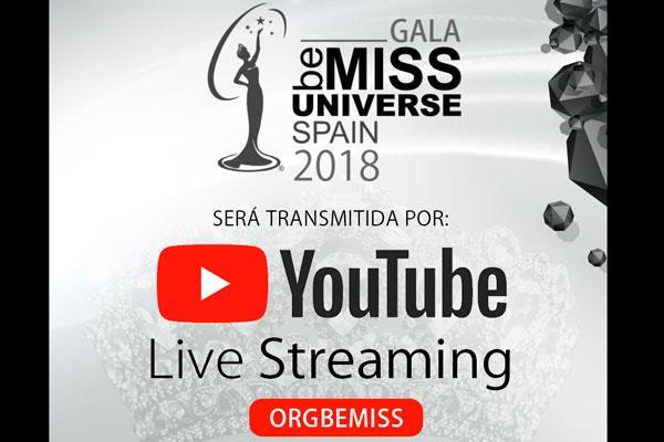 El próximo 29 de junio conoceremos a la nueva Miss Universe Spain 2018