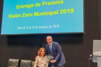 El galardón distingue a las ciudades con cero víctimas mortales en accidentes de tráfico