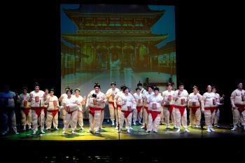 El Teatro Villa de Móstoles fue anfitrión, el pasado sábado, de la divertida jornada