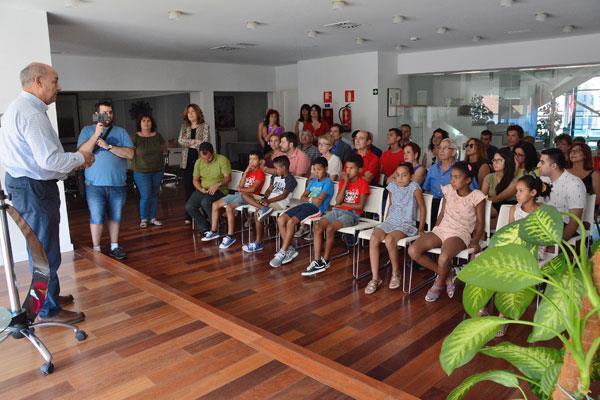 El programa 'Vacaciones en paz' aterriza en Alcorcón