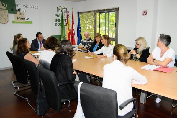 Así lo confirmó la Concejalía de Asuntos Sociales en una reunión con el alcalde, Javier Úbeda
