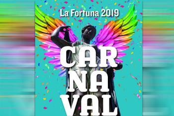 Ya está todo preparado para el carnaval de este año en el barrio leganense