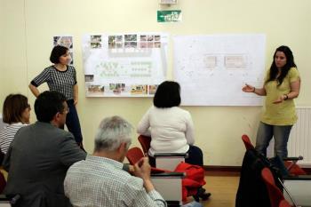 Ayer se presentó el plan definitivo en la Casa de Socorro
