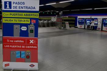 Las últimas en sumarse a la iniciativa de Metro han sido las estaciones de Ciudad de los Ángeles y Hortaleza