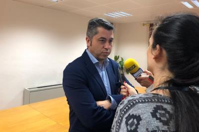 Lee toda la noticia 'El realojo del asentamiento de Las Sabinas, en stand by'