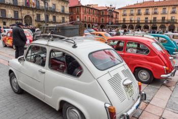 Este domingo tiene lugar una Concentración de Coches y Vehículos Clásicos para los amantes del motor