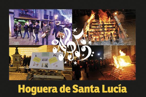 """El sábado se quemarán los """"trastos"""" en la Hoguera de Santa Lucía"""