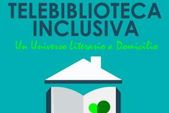 El programa 'Telebiblioteca' permite el préstamo de libros en el domicilio de los usuarios