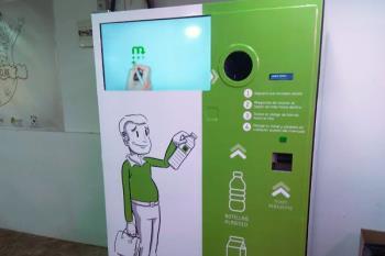 40.000 han sido los envases reciclados por el sistema de devolución SDR
