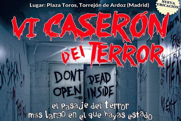 El terror se adueña de Torrejón de Ardoz