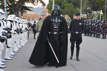 El 15 de marzo, las tropas galácticas invadirán nuestro municipio desde las 11:00 horas