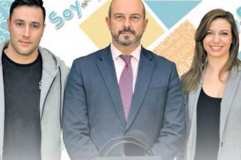 El actual vicepresidente de la Comunidad, Pedro Rollán, defiende la labor de Ángel Garrido al frente del Gobierno regional