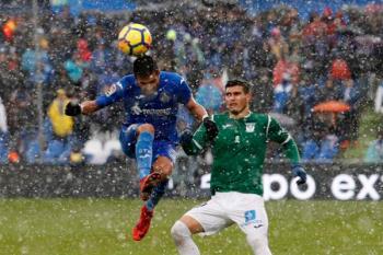 El Getafe dispuso de varias ocasiones para adelantarse en el marcador, pero el Leganés demostró su solidez defensiva
