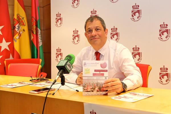 El concejal de Empleo, Manuel Marín, ha presentado la nueva edición de este evento