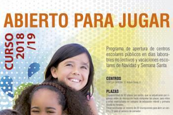 Los centros que estarán abiertos son La Garena, Francisco de Quevedo y Doctora de Alcalá