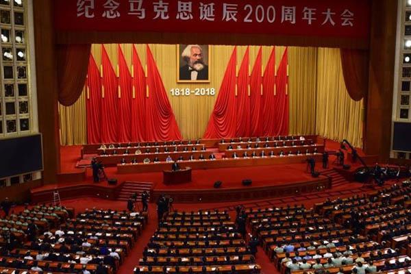 En el bicentenario del nacimiento de Karl Marx El Partido Comunista de China se presenta como vanguardia en innovación