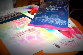 El consistorio boadillense ha convocado, un año, este tradicional concurso de carteles
