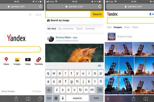 """El buscador ruso Yandex es capaz de encontrar una foto """"idéntica"""" a la que tu subes con una precisión que asusta"""