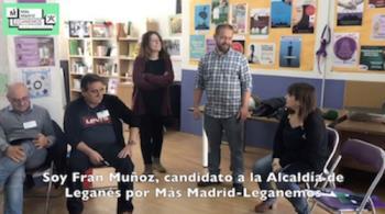 La candidatura de Más Madrid-Leganemos continúa creciendo de cara a conseguir la Alcaldía de Leganés.