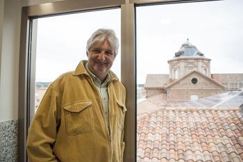 El Director del Museo Arqueológico Regional afronta una nueva etapa con tres importantes proyectos en perspectiva