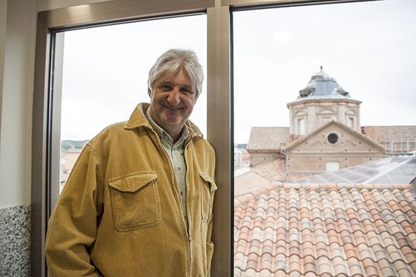 """Enrique Baquedano: """"Como gestores, debemos mirar hacia el futuro"""""""