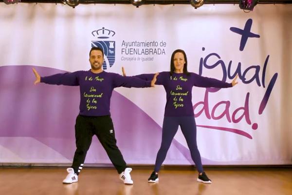 Los bailarines han publicado la coreografía por si no puedes asistir a los ensayos