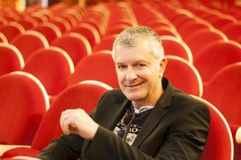 Hablamos con el actor alcalaíno en el Teatro Salón Cervantes