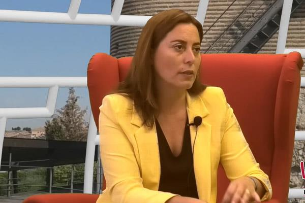 Entrevista a Ana Millán (PP), la candidata más votada en Arroyomolinos