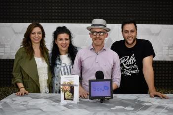 La última butaca con el escritor Diego Solana
