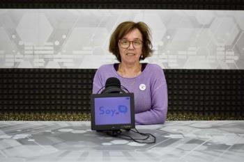 La candidata de Unidas Podemos a la alcaldía hace balance de la legislatura