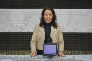 La candidata del PP a la alcaldía de San Sebastián de los Reyes, Lucía Fernández, sitúa sus prioridades en la seguridad y la limpieza