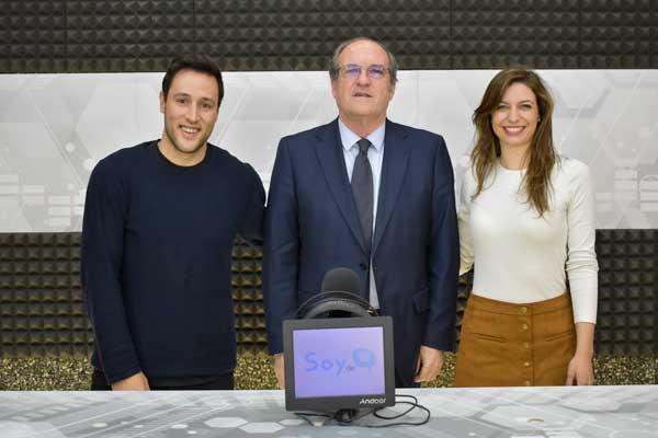 El candidato del PSOE a la presidencia de la Comunidad de Madrid, Ángel Gabilondo, nos presenta el proyecto del partido para la región