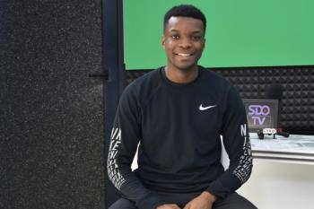 Aitor Ekobo afronta su temporada más importante cargado de ilusión