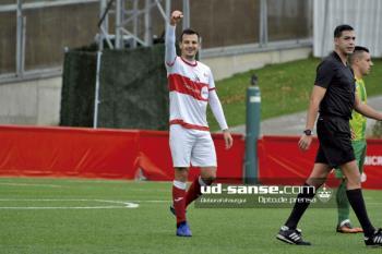 Entrevista con Christian Perales, máximo goleador de la U.D. Sanse