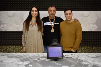 El piloto madrileño Juan Félix Bravo nos cuenta su experiencia tras finalizar la prueba en Perú