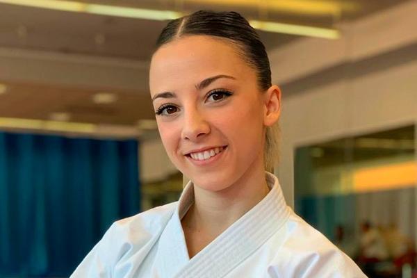 Es la mejor karateca Sub-21 de todos los tiempos y será la pregonera de las Ferias 2019 de Alcalá de Henares; ella es Lidia Rodríguez