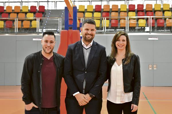 Entrevista con Roberto Núñez, viceconsejero de Deportes de la Comunidad de Madrid