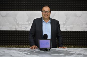 El candidato del PSOE de Leganés, Santiago Llorente, afronta optimista la cita con las urnas el 26 de mayo