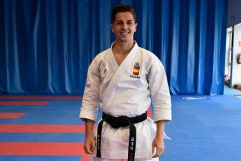 Conocemos al karateca sanfernandino Sergio Galán, presente y futuro del deporte español